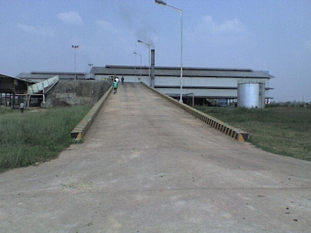 Palm Oil Mill Area